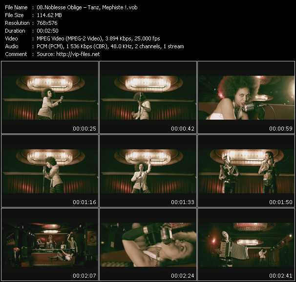 Noblesse Oblige video screenshot
