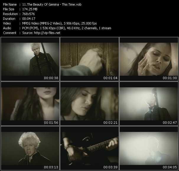 Beauty Of Gemina video screenshot