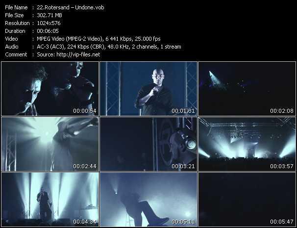 Rotersand video screenshot