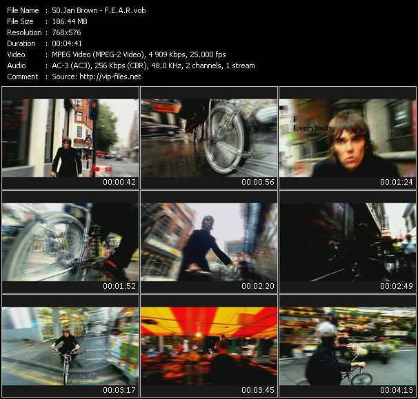 Jan Brown video screenshot