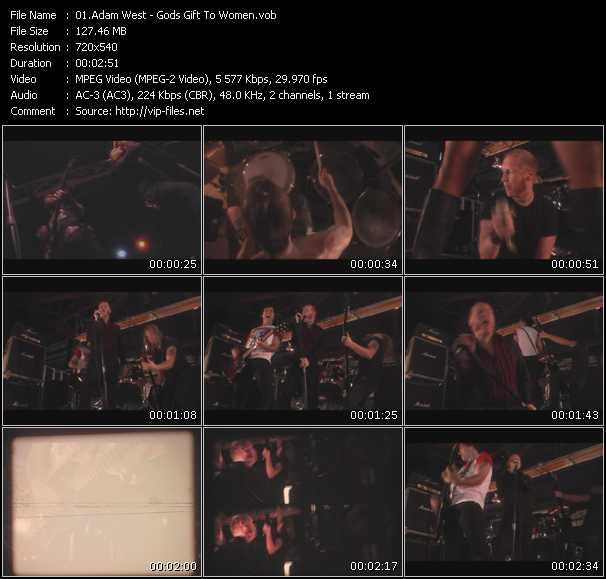 Adam West video screenshot