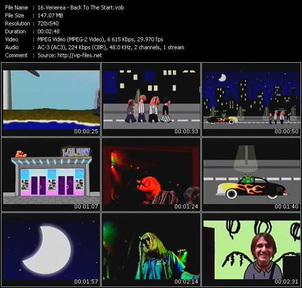 Venerea video screenshot