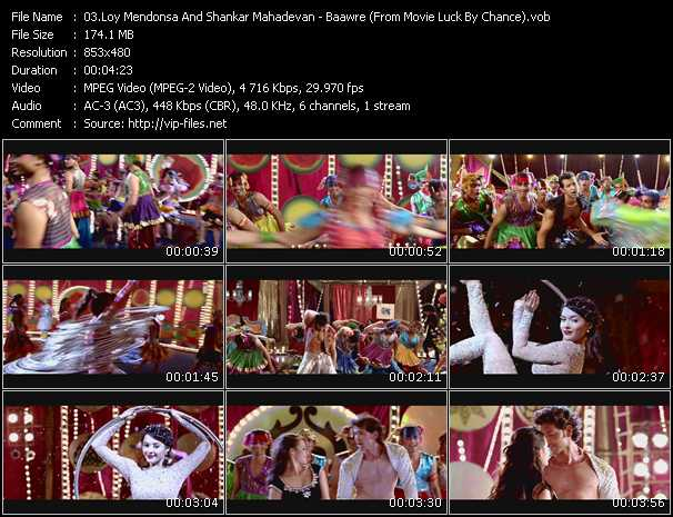Loy Mendonsa And Shankar Mahadevan video screenshot