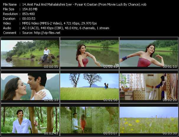 Amit Paul And Mahalakshmi Iyer video screenshot