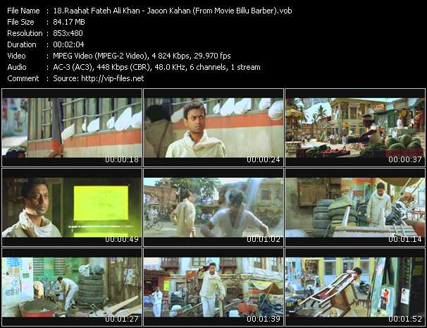 Raahat Fateh Ali Khan video screenshot