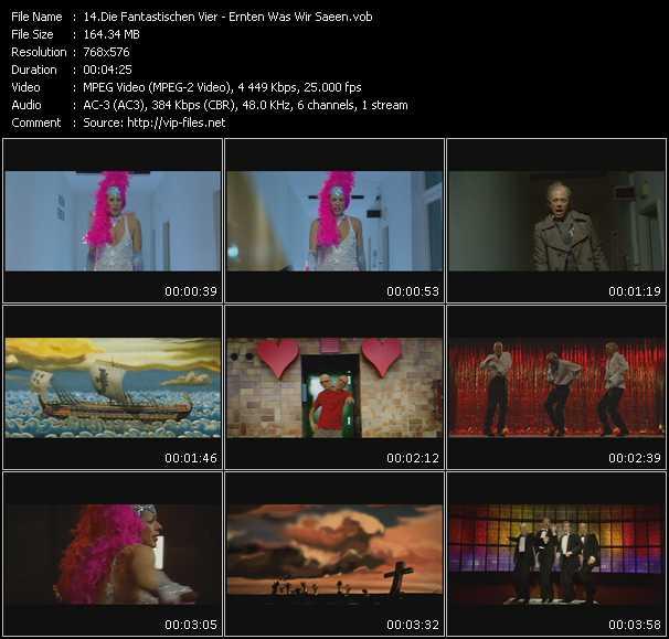 Die Fantastischen Vier video screenshot
