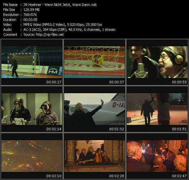 Hoehner video screenshot