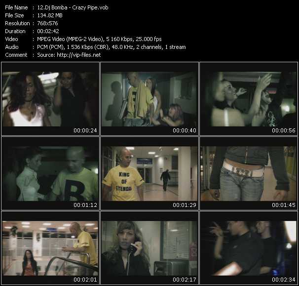 Dj Bomba video screenshot