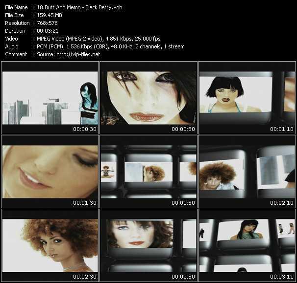 Butt And Memo video screenshot