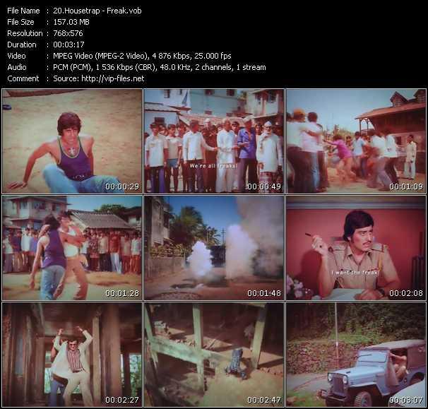 Housetrap video screenshot