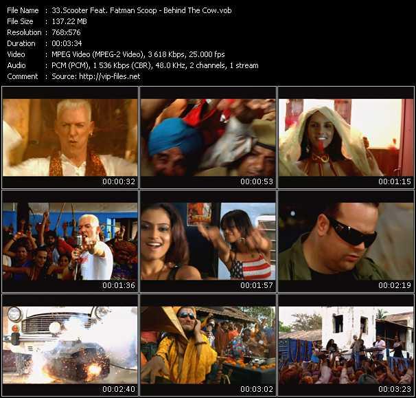Scooter Feat. Fatman Scoop video screenshot