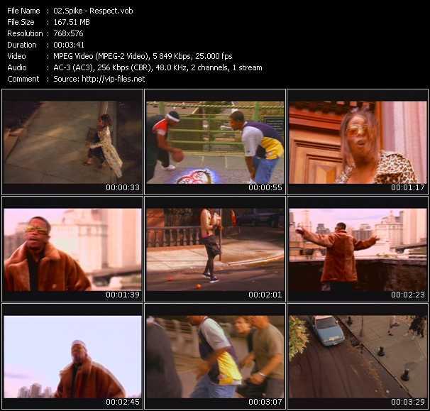 Spike video screenshot