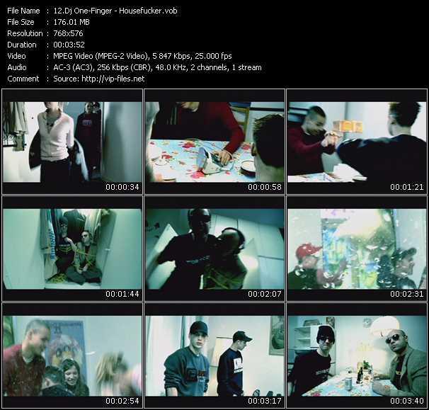 Dj One-Finger video screenshot