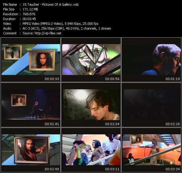 Taucher video screenshot