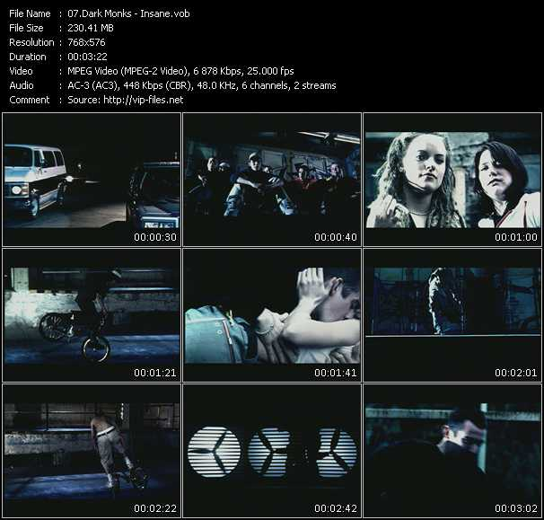 Dark Monks video screenshot