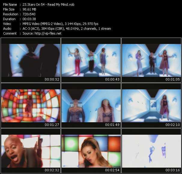 Stars On 54 video screenshot