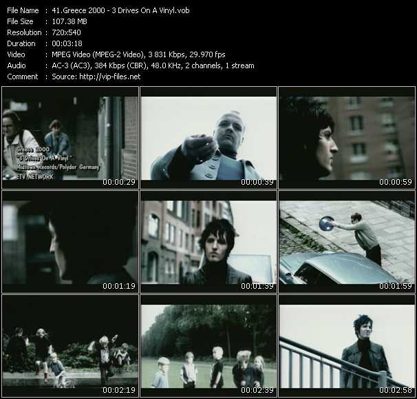 Greece 2000 video screenshot