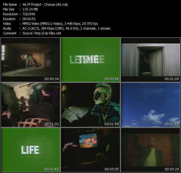 Pf Project video screenshot