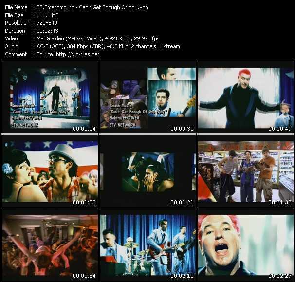 Smashmouth video screenshot