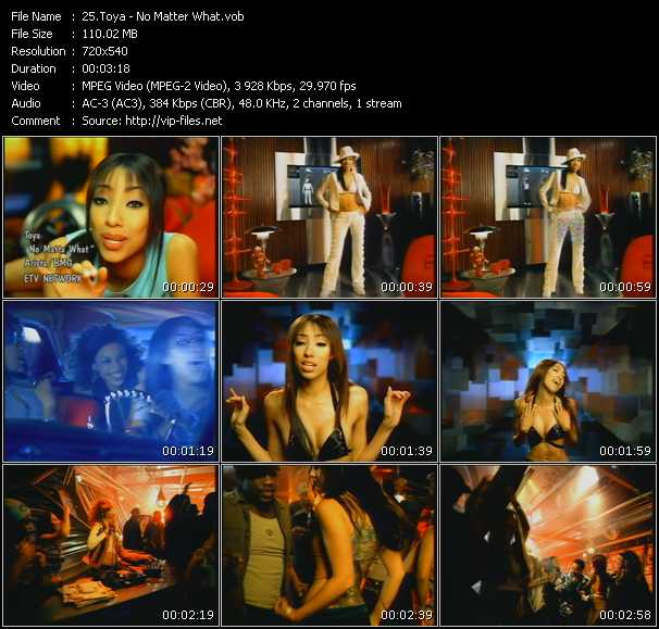 Toya video screenshot