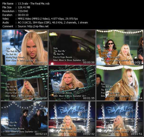 Svala video screenshot