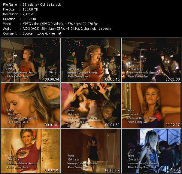 Valaria video screenshot