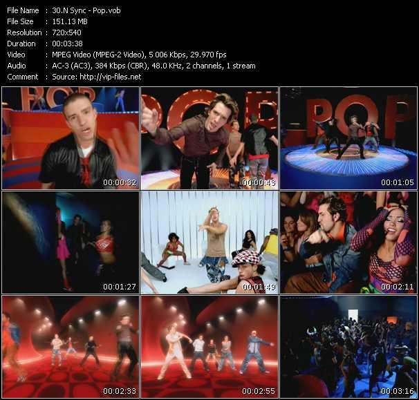N'Sync video screenshot