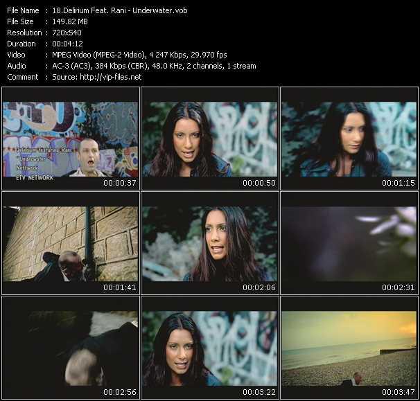 Delirium Feat. Rani video screenshot