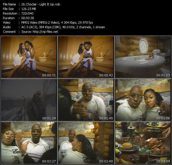 Choclair video screenshot