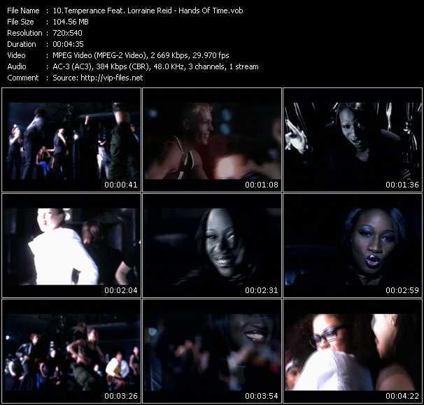Temperance Feat. Lorraine Reid video screenshot