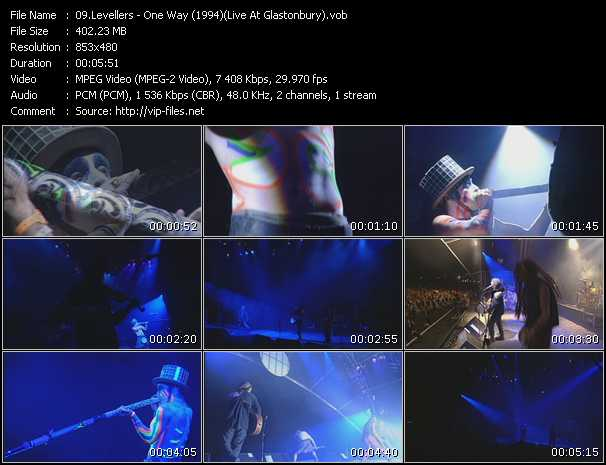 Levellers video screenshot