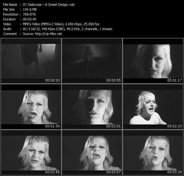 Sadovaja video screenshot