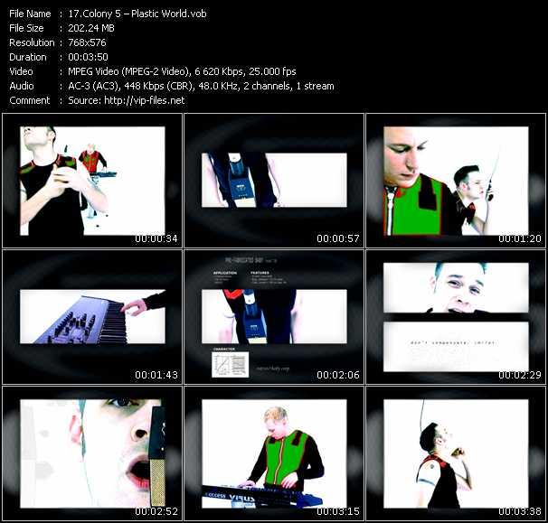 Colony 5 video screenshot