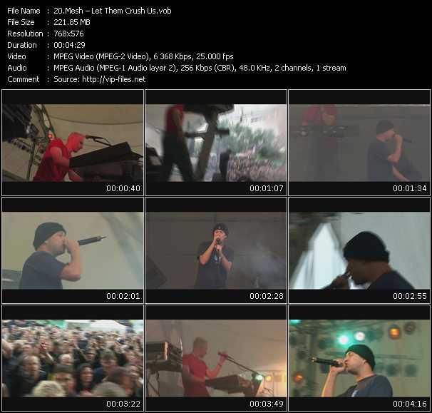 Mesh video screenshot