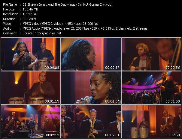 Sharon Jones And The Dap-Kings video screenshot
