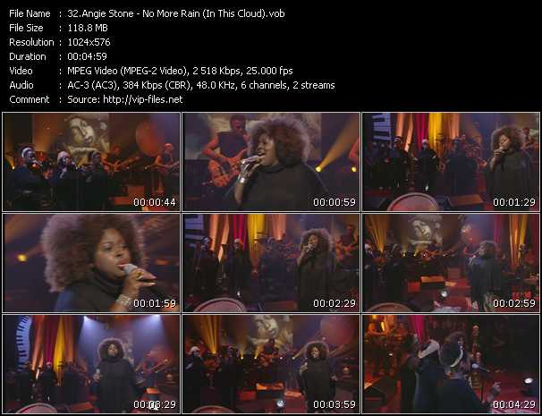 Angie Stone video screenshot