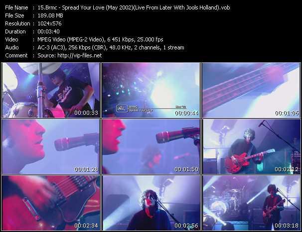 Brmc video screenshot
