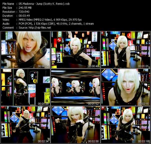 video Jump (Scotty K. Remix) screen