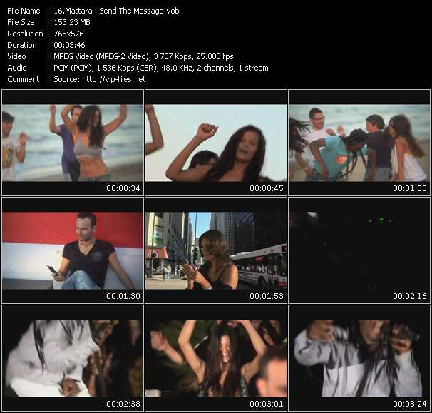 Mattara video screenshot