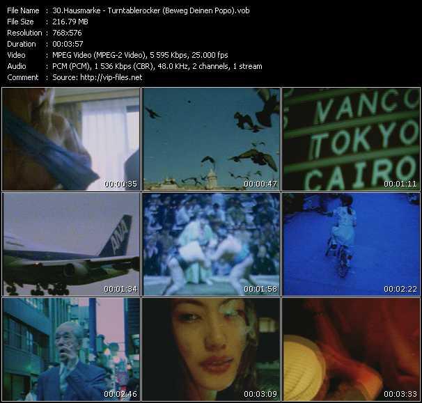 Hausmarke video screenshot