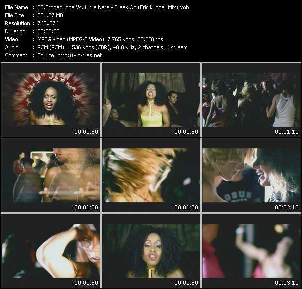 video Freak On (Eric Kupper Mix) screen