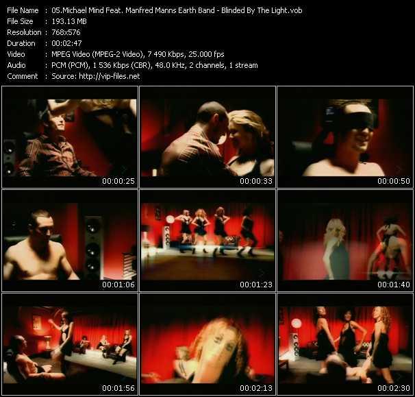 Michael Mind Feat. Manfred Mann's Earth Band video screenshot