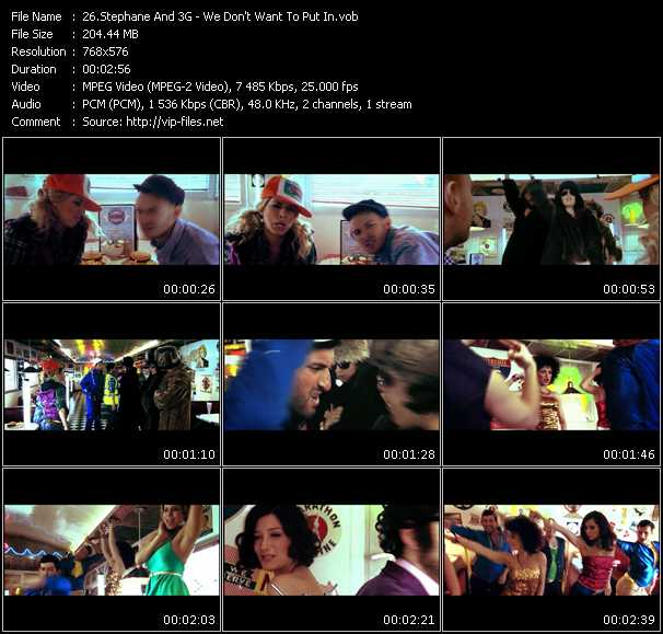 Stephane And 3G video screenshot