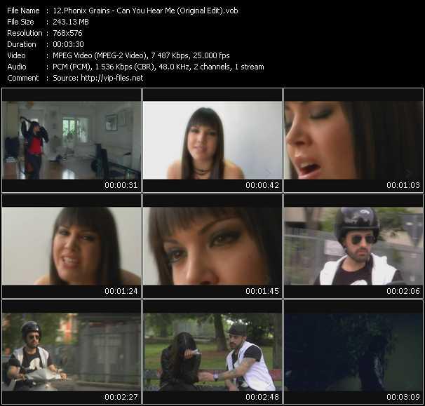 Phonix Grains video screenshot