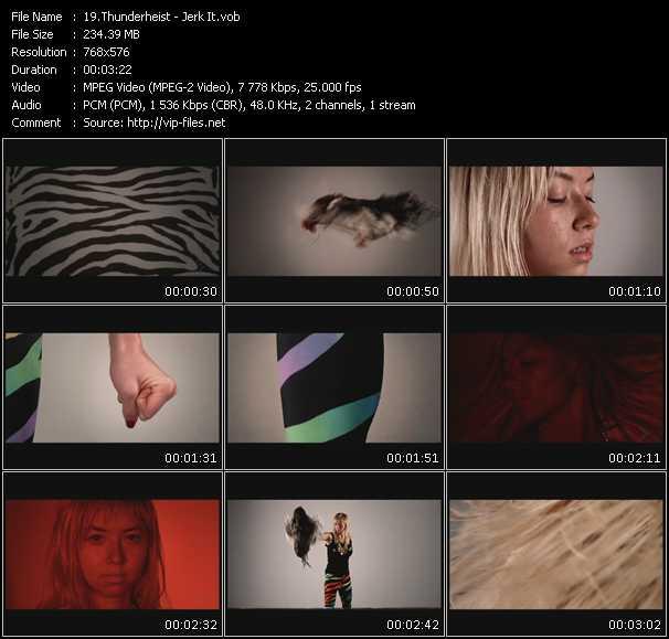 Thunderheist video screenshot