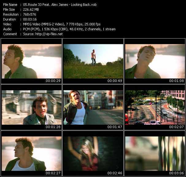 Route 33 Feat. Alex James video screenshot