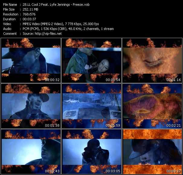 LL Cool J Feat. Lyfe Jennings video screenshot