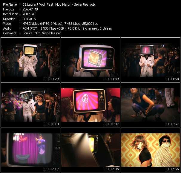 Laurent Wolf Feat. Mod Martin video screenshot