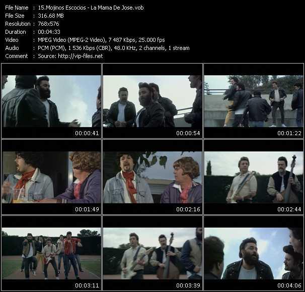 Mojinos Escocios video screenshot