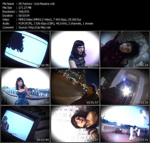 Pastora video screenshot